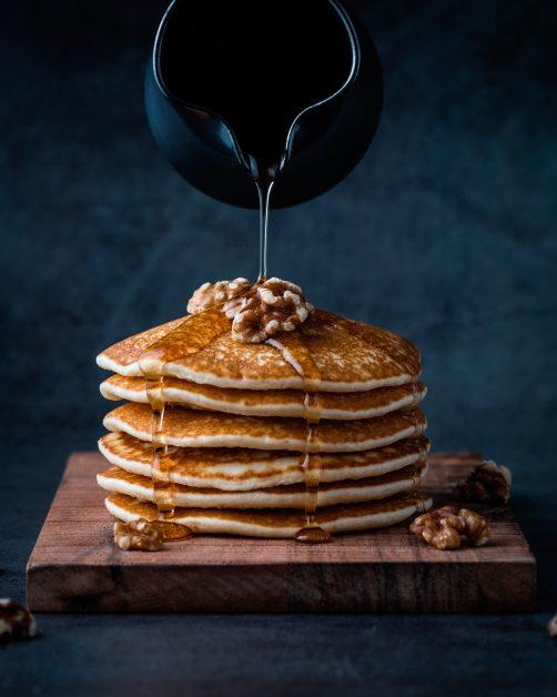 Pancake recipe Greece