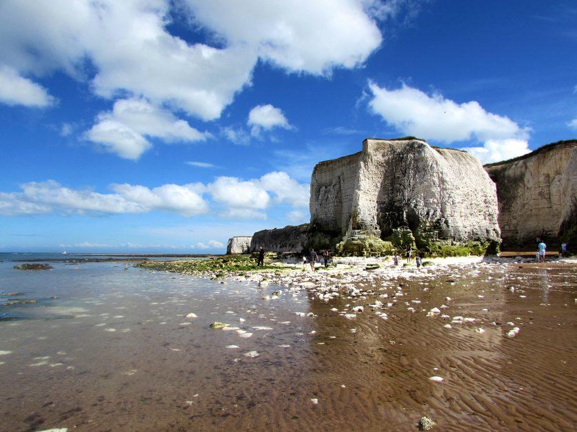 Botany Bay UK best beaches