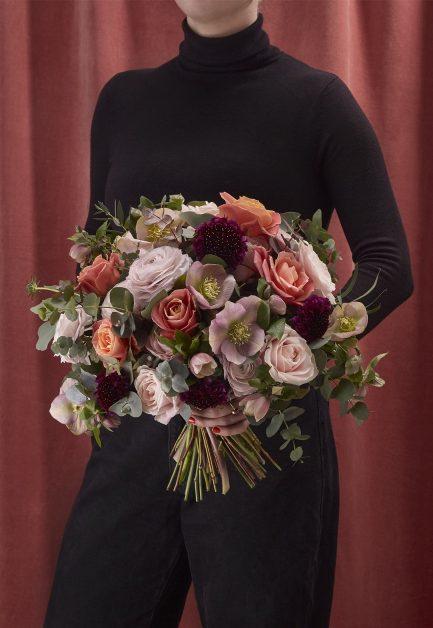 Valentine's Day flowers McQueens