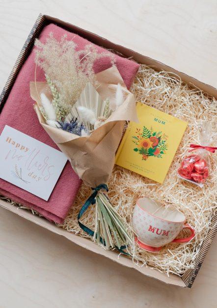 Mother's Day Gift Box The Tartan Hamper Company