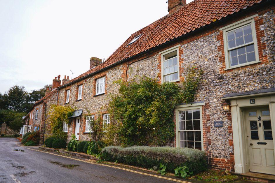 Prettiest villages UK Burnham Market, Norfolk