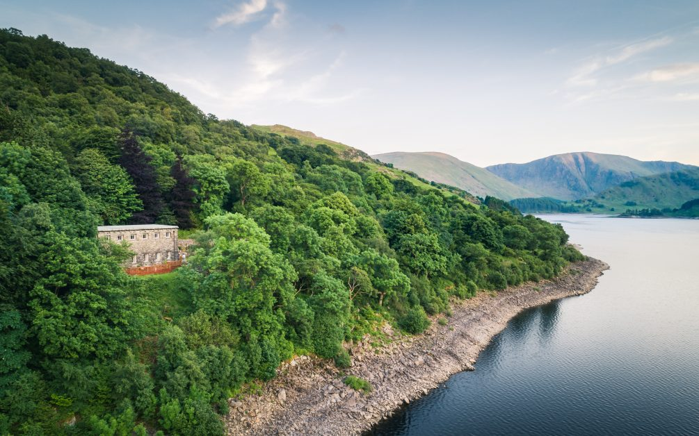 Aquila Lake District remote staycations UK