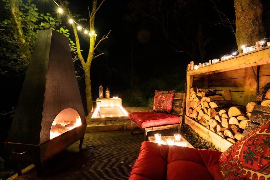 Arcadia Cabins Loch Lomond
