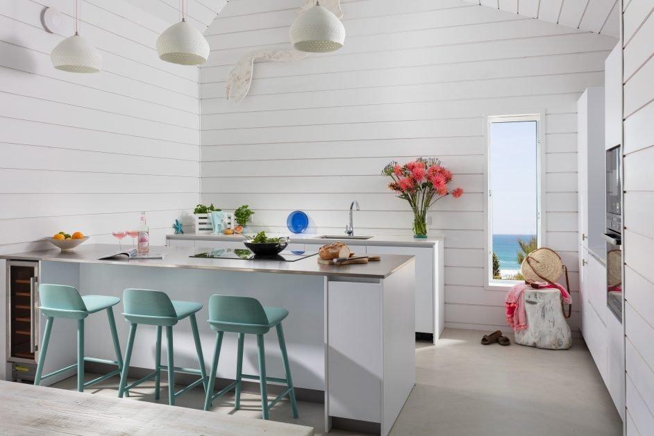 Three Mile Beach house west Cornwall