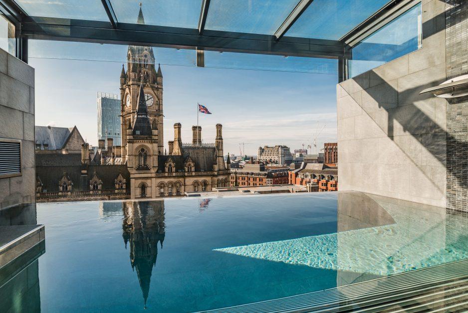 luxury UK hotels King Street Townhouse Manchester