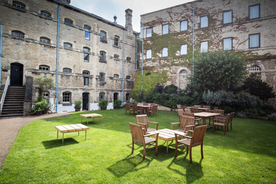 Luxury UK hotels quirky staycations Malmaison Oxford