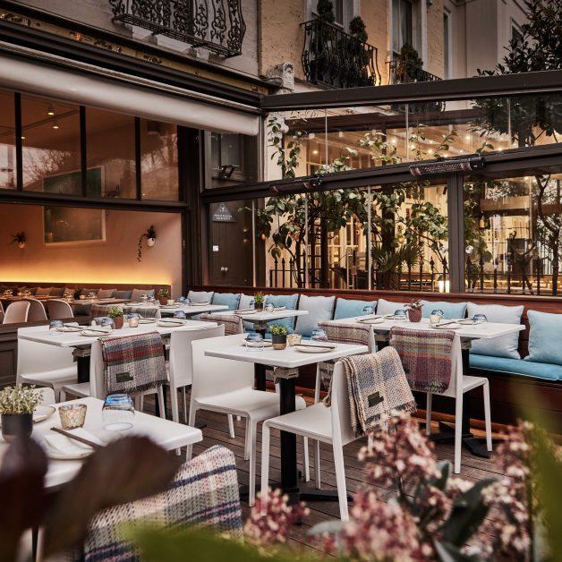 ULI restaurant Notting Hill