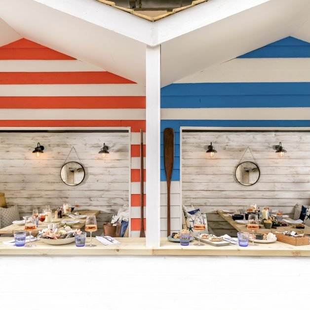The Berkeley Beach Huts London