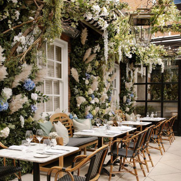 Dalloway Terrace Spring 2021 best outdoor terraces in London