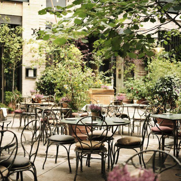 The Petersham Covent Garden best terraces in London