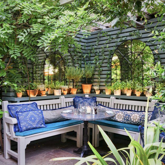The Ivy Chelsea Garden best outdoor terraces London