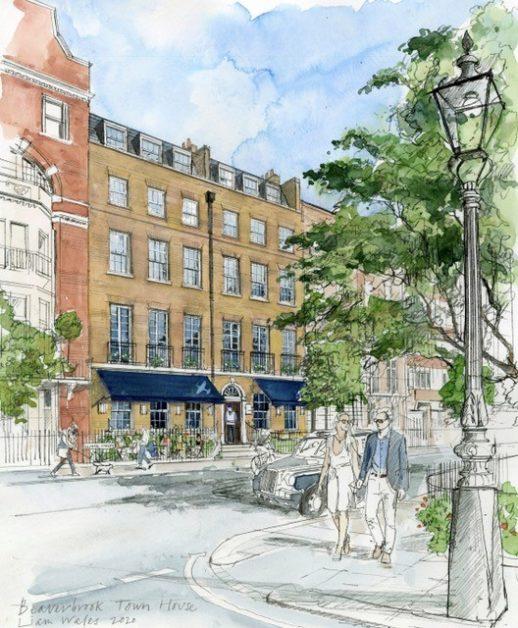 Beaverbrook Townhouse new UK hotels