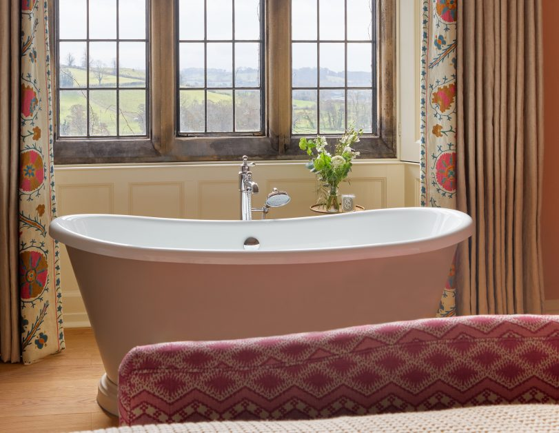 new UK hotels Wildhive Callow Hall Derbyshire