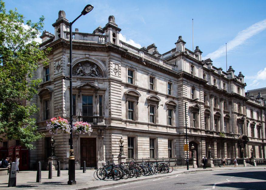 NoMad Hotel London exterior