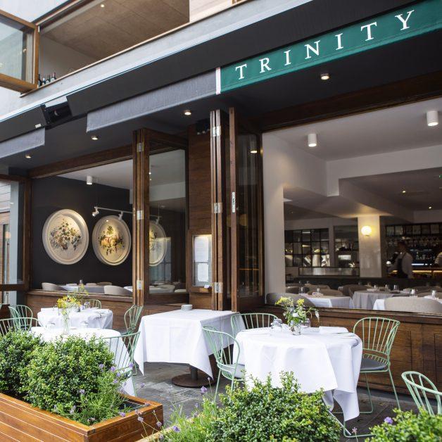 Trinity restaurant Clapham