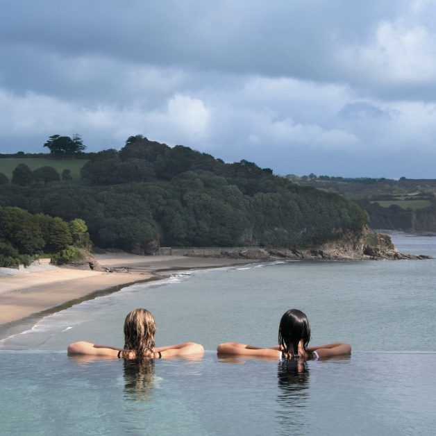 Infinity Edge Vitality Pool St Brides Spa Hotel