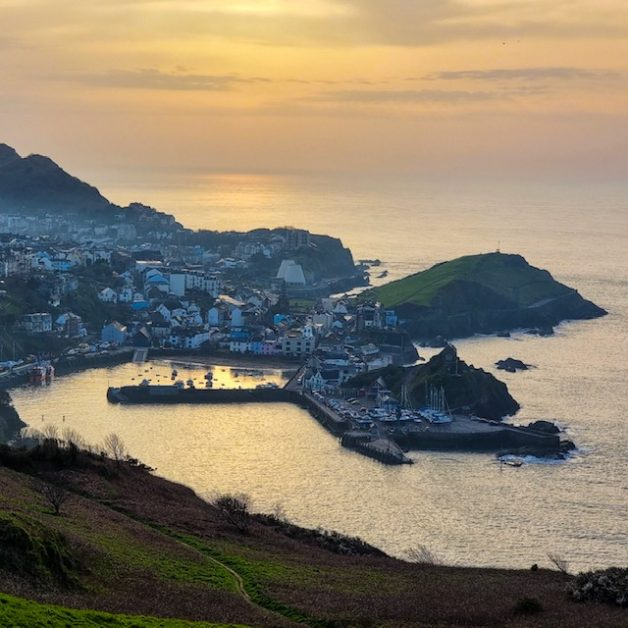 places won't believe are in the UK Ilfracombe Devon