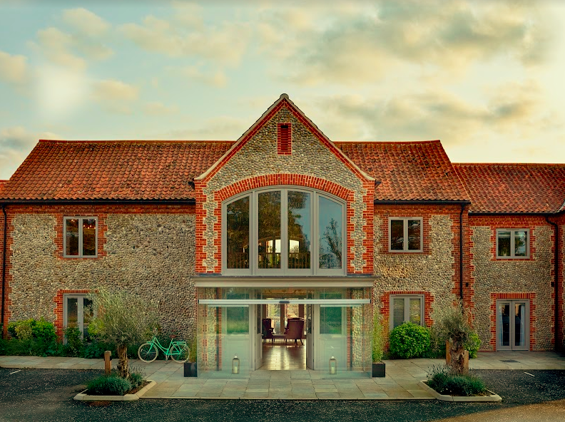 The Harper Norfolk exterior