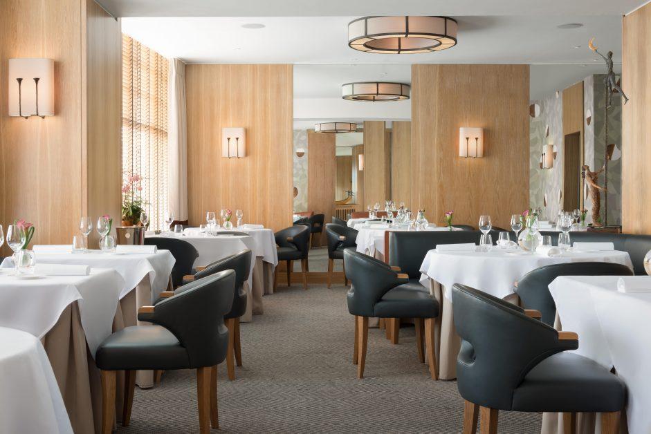 Restaurant Martin Wishart Bruce Rennie chef secrets