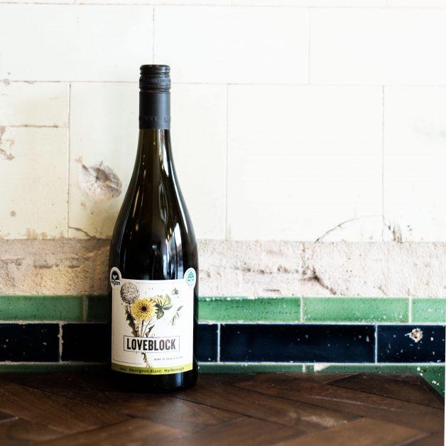 The Cellar wine bar Kings Cross wine bottle