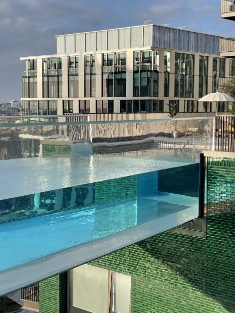London's Sky Pool