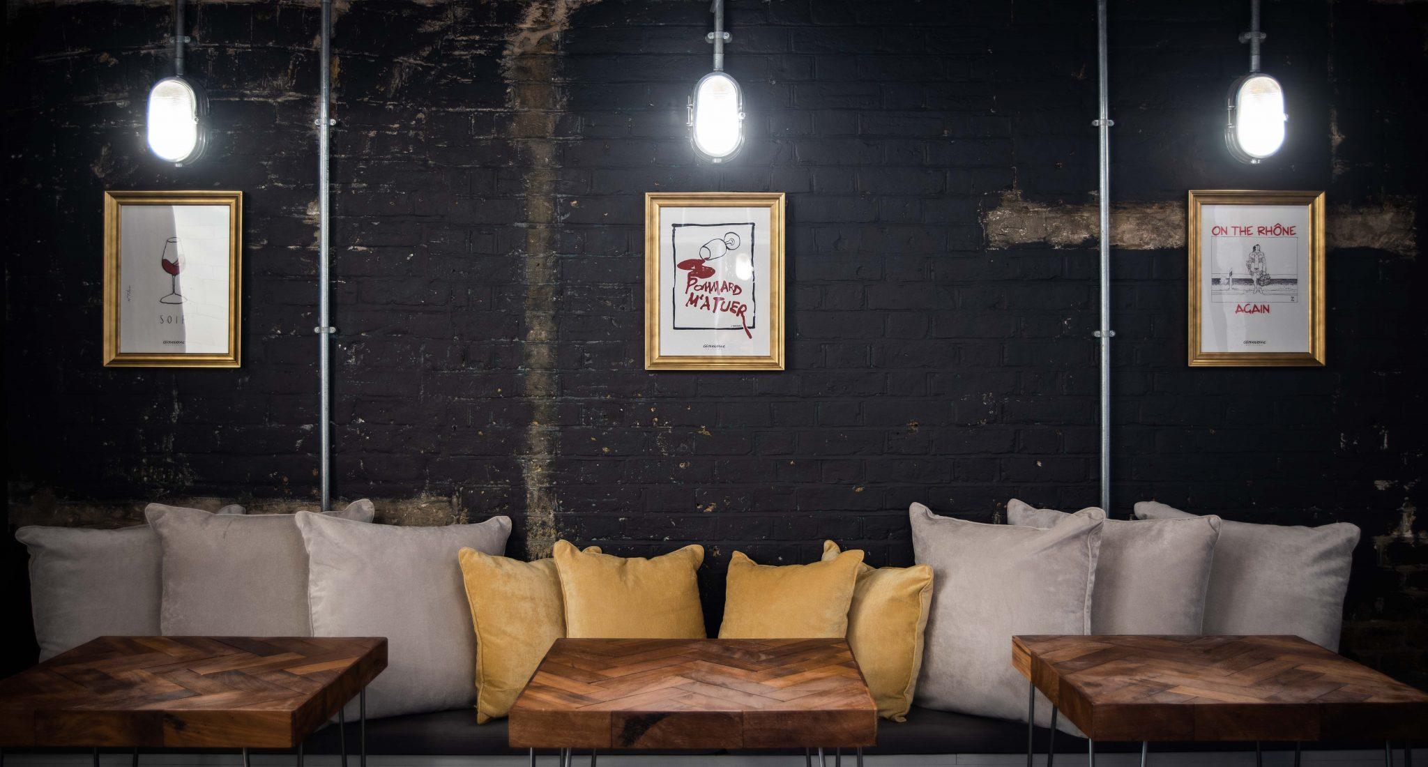 The Cellar wine bar Kings Cross