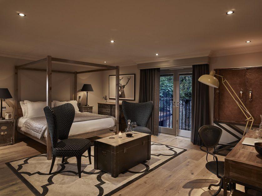 The Harper Norfolk bedroom