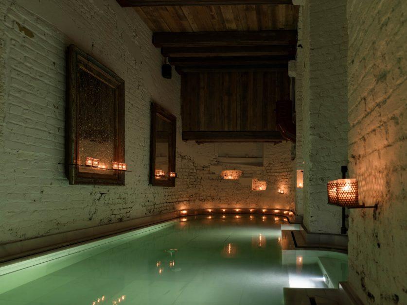 New UK spas AIRE Ancient Baths London