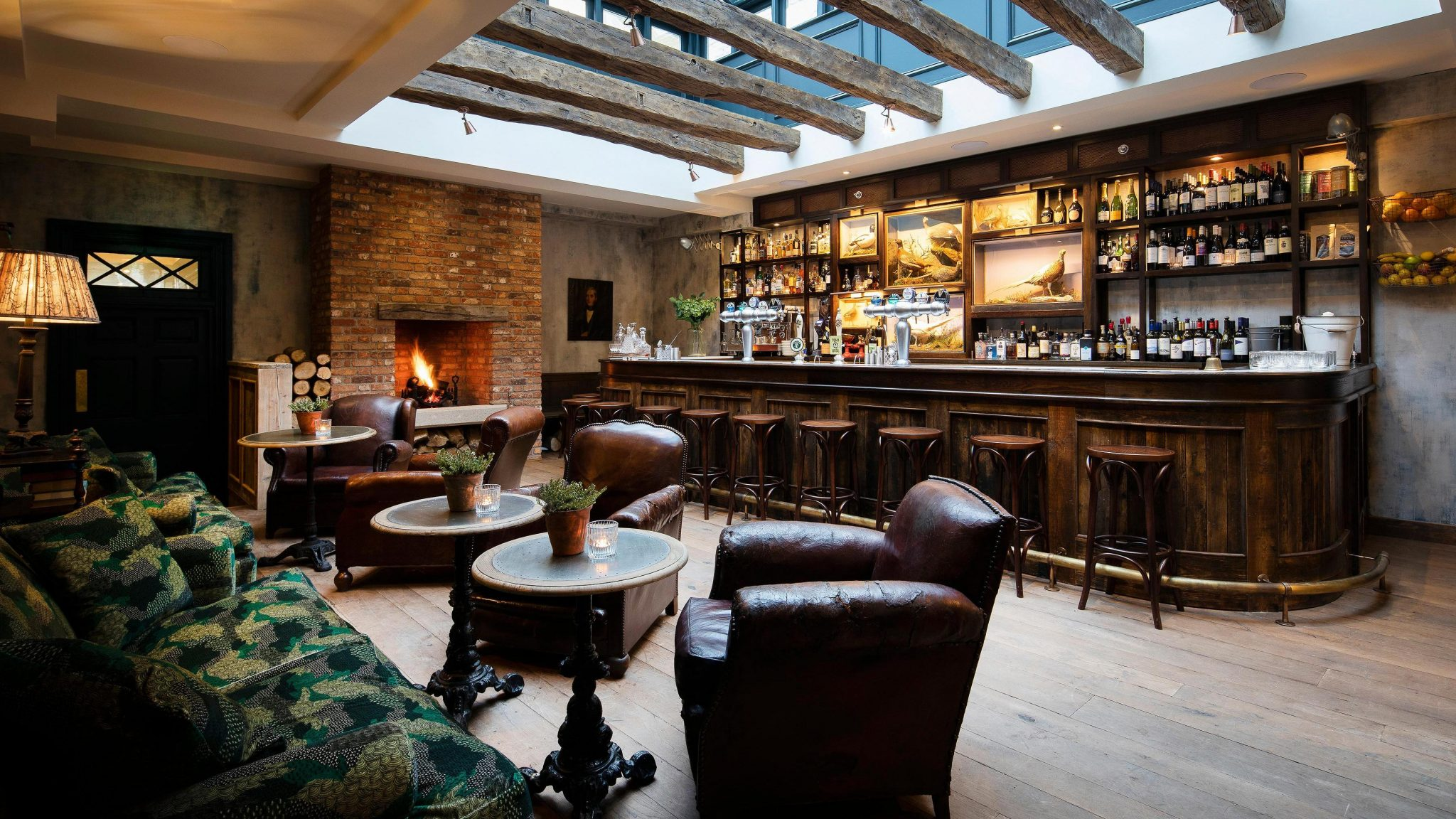 The Talbot best gin hotels uk