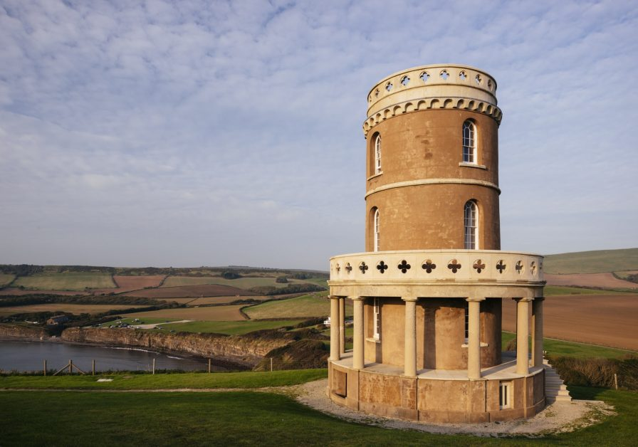 Jurassic Coast Clavell Tower is a unique place to stay