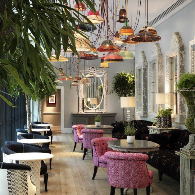 best afternoon tea in London Ham Yard Hotel