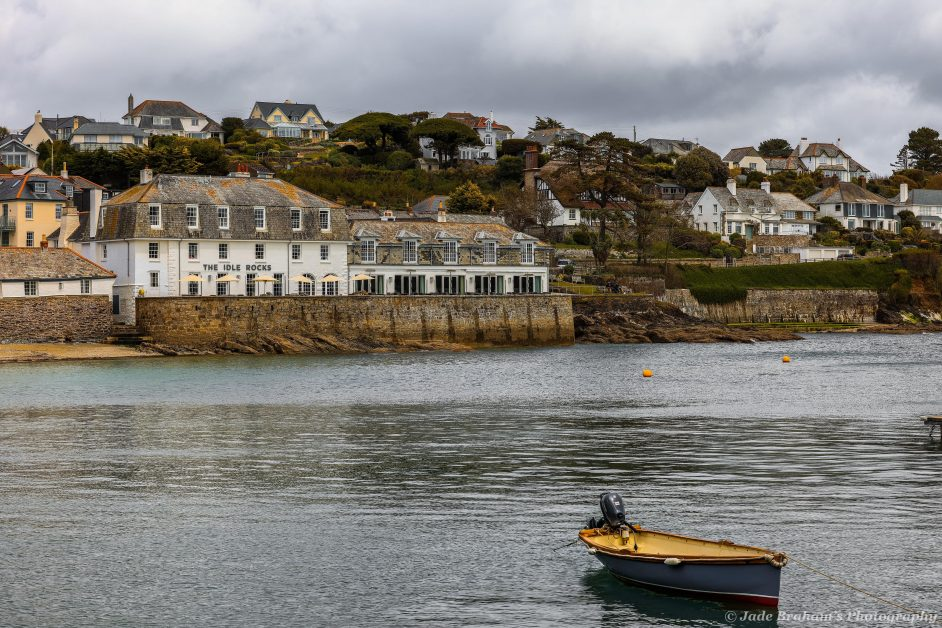 The Idle Rocks in St Mawes underrated UK holiday destinations