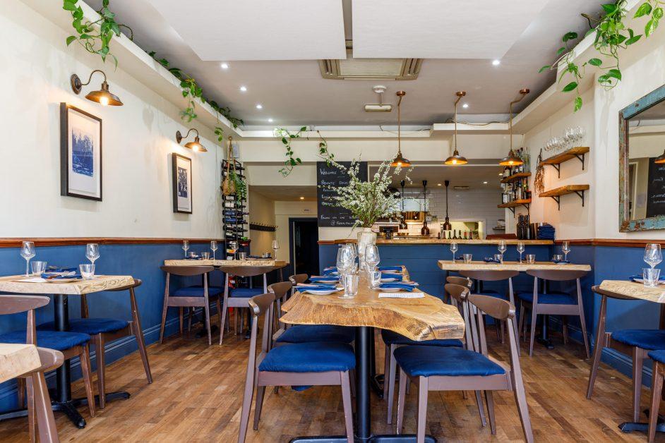 FENN restaurant Fulham