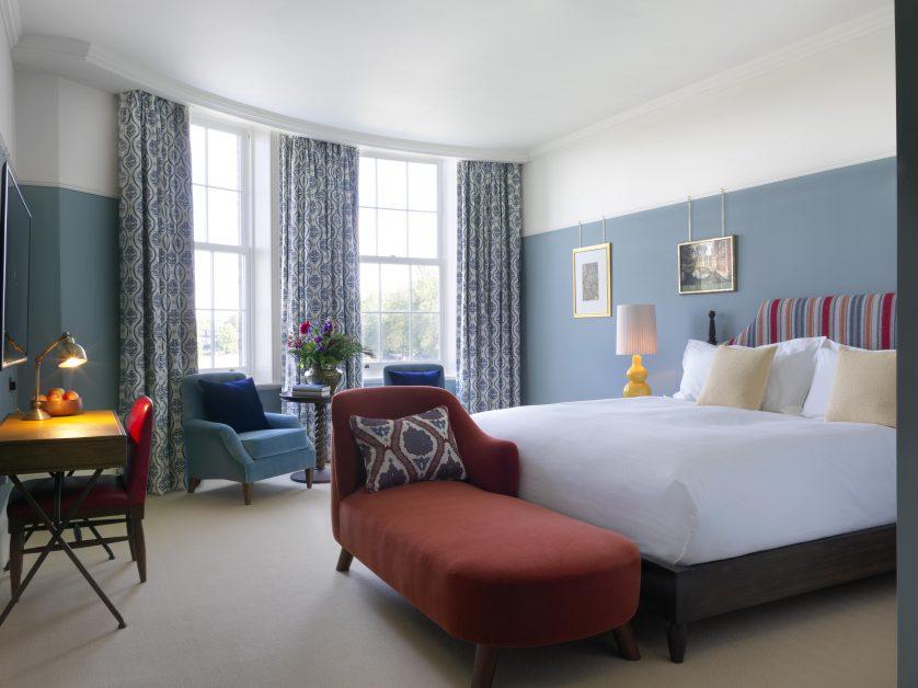 University Arms Cambridge bedroom