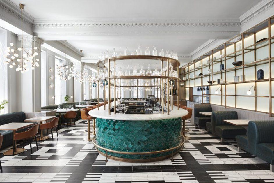 Kimpton Blythswood Square Hotel where to stay Scotland