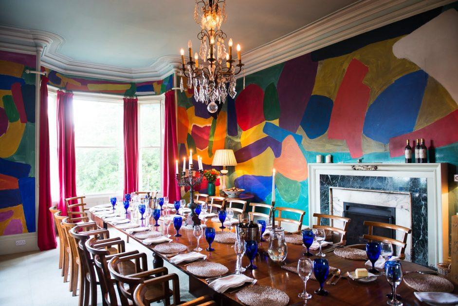 Eilean Shona House where to stay Scotland