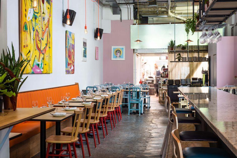 Hackney Coterie new UK restaurants