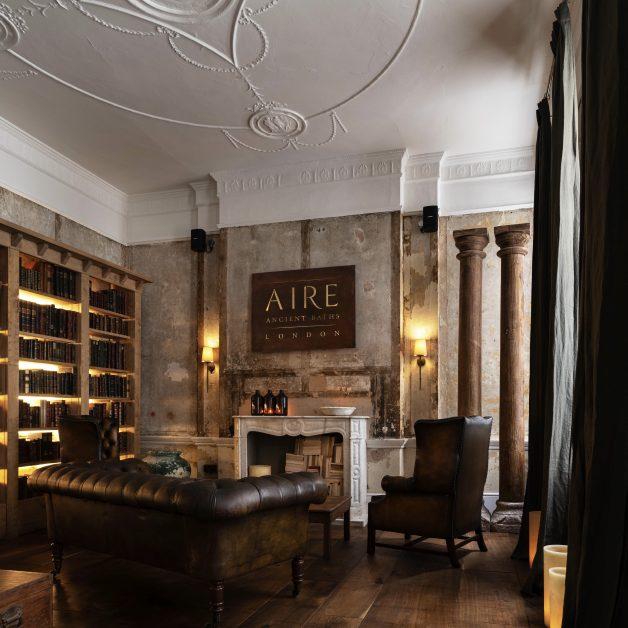 AIRE Ancient Baths London reception