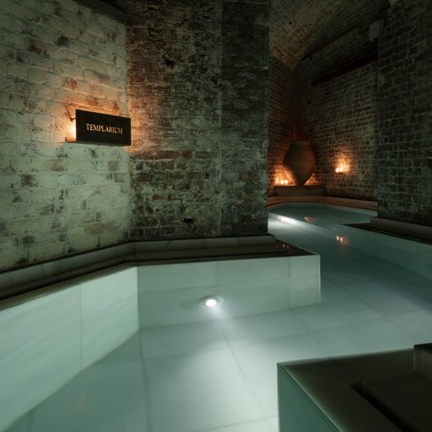AIRE Ancient Baths London hot baths