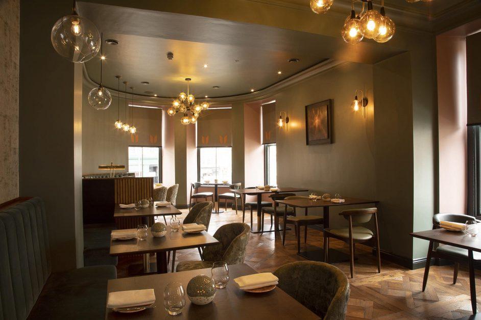 new UK restaurants Unalome by Graeme Cheevers, Glasgow