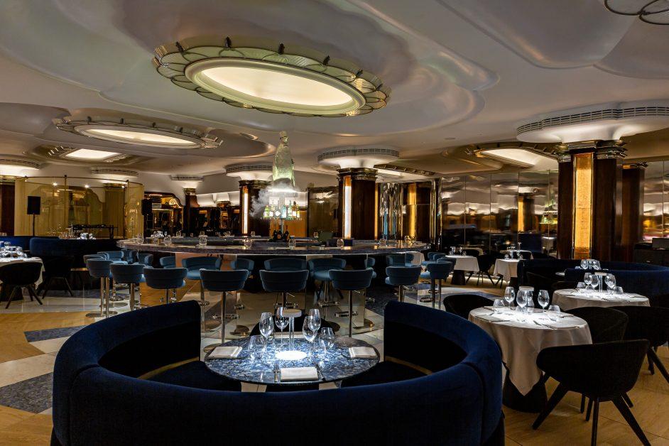 g Lounge Park Row new UK restaurants
