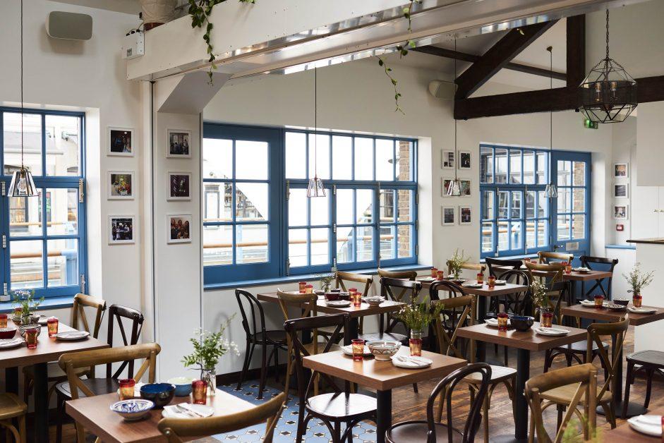 Imad's Syrian Kitchen new UK restaurants