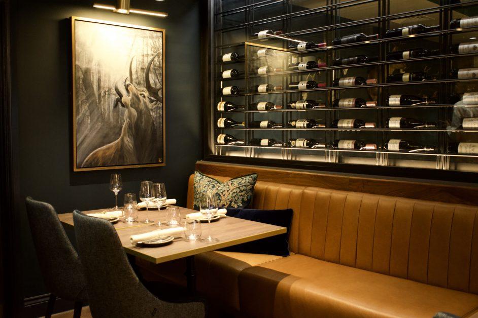 new UK restaurants The Forge Chester