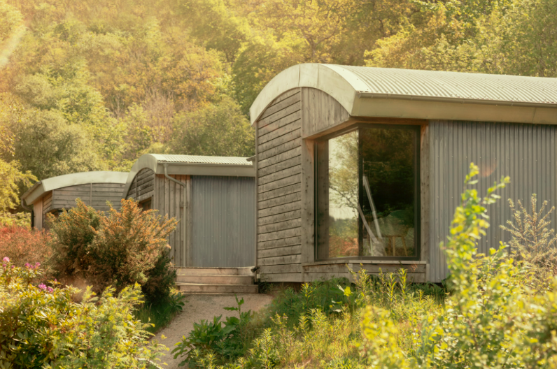 where to stay Scotland Inver bothy
