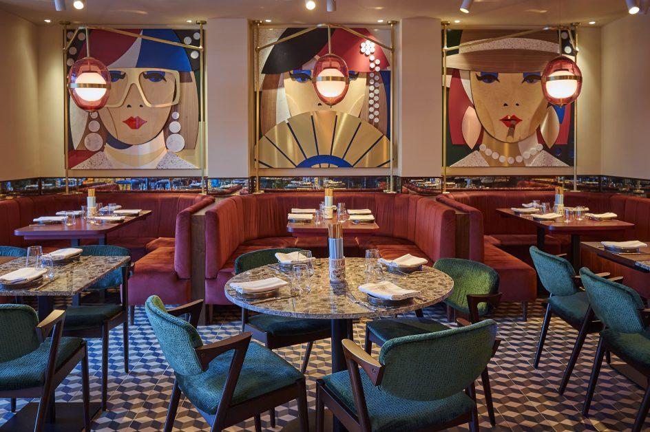 JiJi restaurant Islington