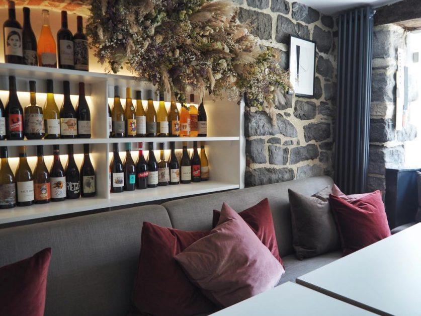 Lilac restaurant Lyme Regis