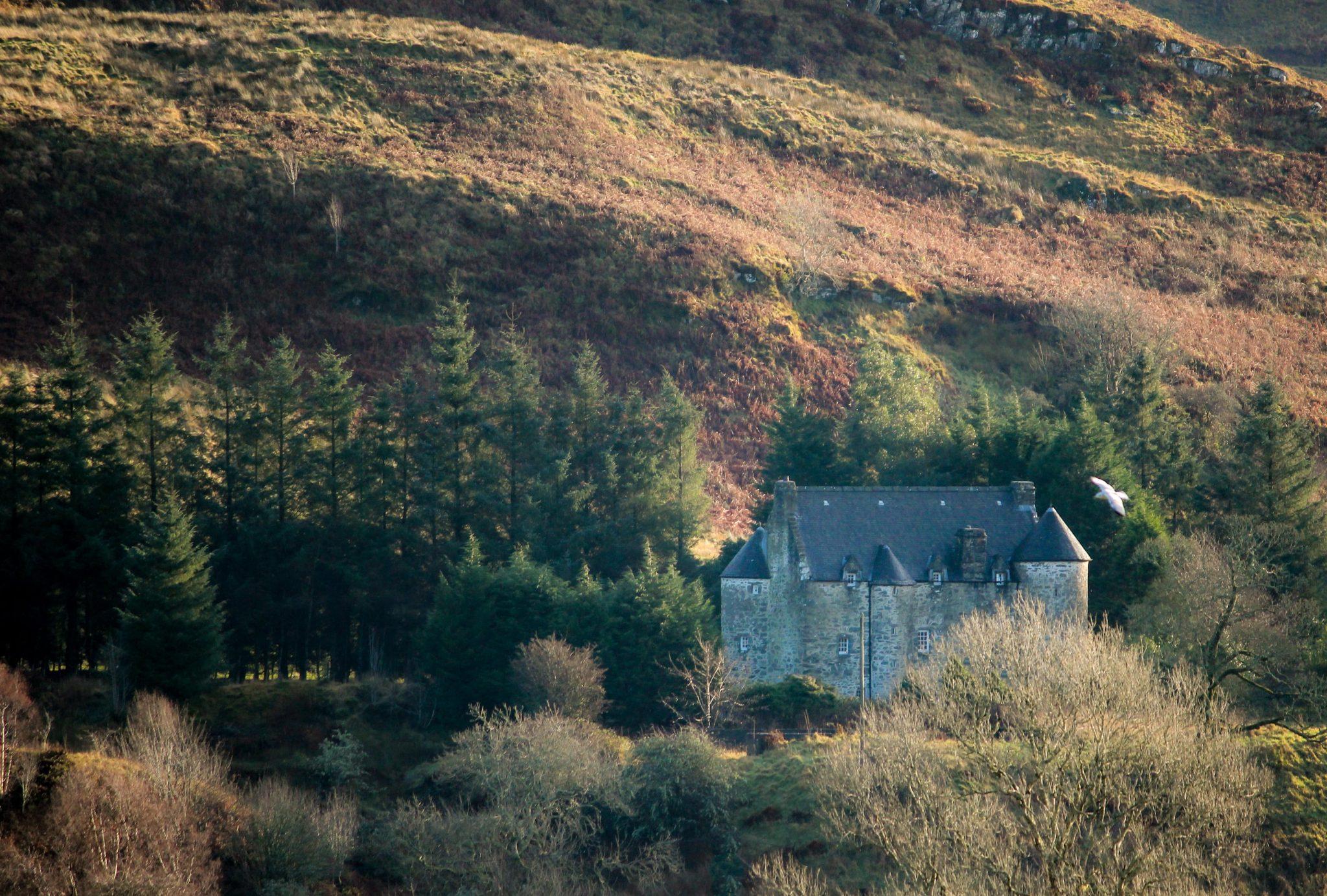Kilmartin Castle Argyll & Bute
