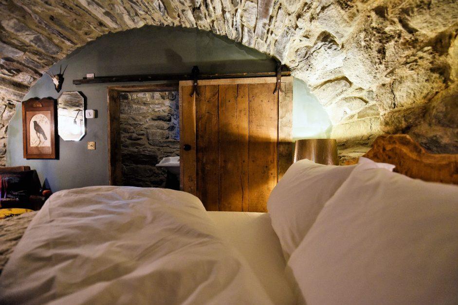where to stay Scotland Kilmartin Castle
