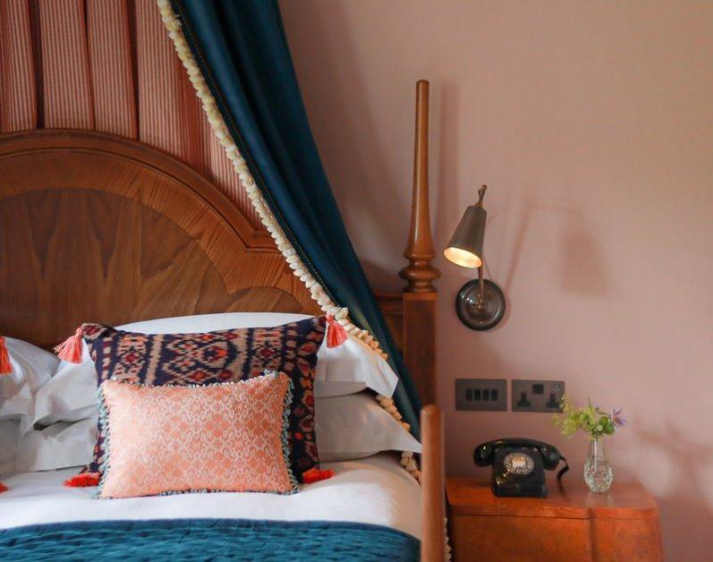 new UK hotels Beaverbrook Townhouse