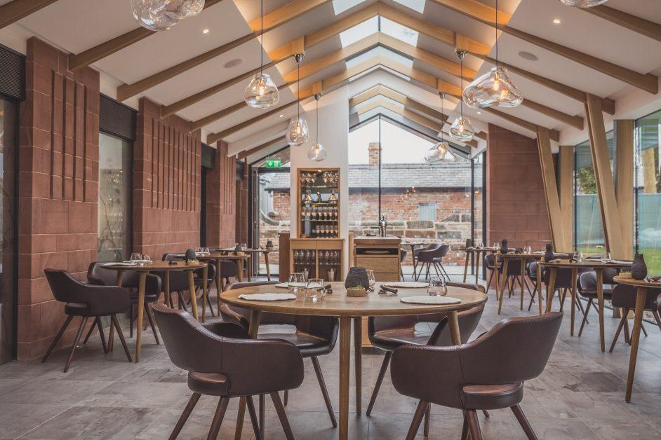 Moor Hall best UK restaurants